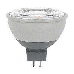 Blulaxa LED Reflektor 7W, 38°, MR16 (GU5.3), warmweiß, grau