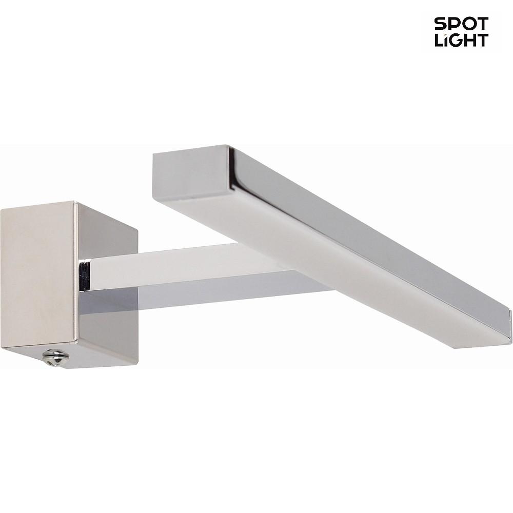 led badleuchte mega 1 led spiegelleuchte 30cm 4 4w. Black Bedroom Furniture Sets. Home Design Ideas
